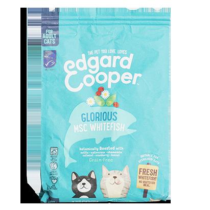 Pienso gatos Edgard & Cooper
