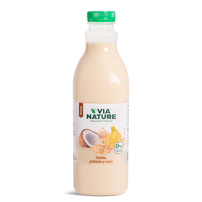Bebida de avena Via Nature