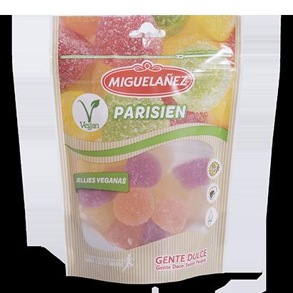 Golosinas veganas parisien
