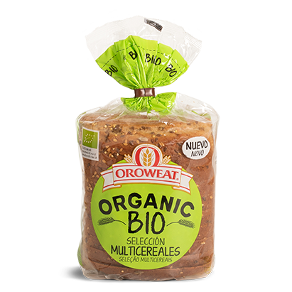 Pan Organic Bio Multicereales