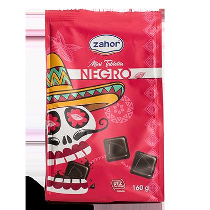 Bombones chocolate negro Zahor