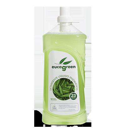 Detergente líquido Eucagreen