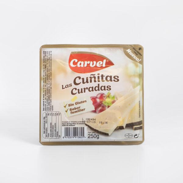 Las cuñitas curadas Carvel