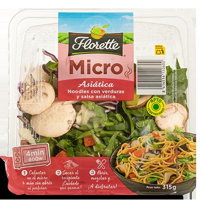 Micro Asiática Florette