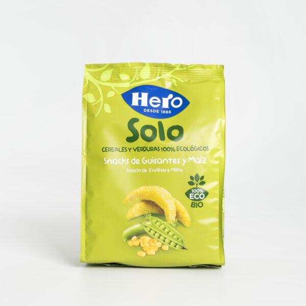 Hero Solo Snack Guisantes