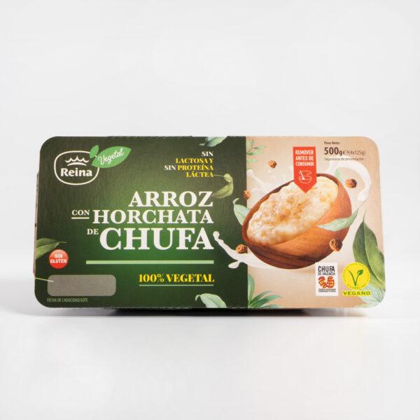 Arroz con Horchata de Chufa Reina