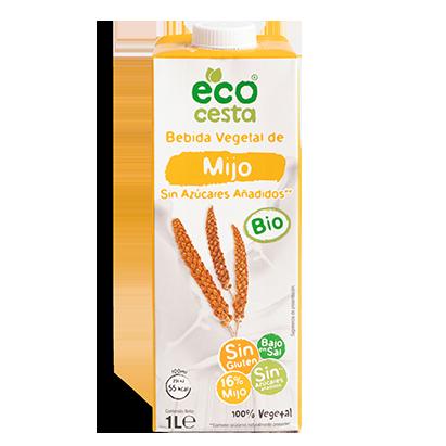 Bebida de Mijo Ecocesta
