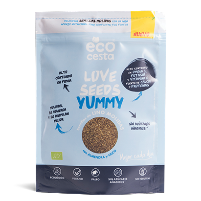 Love Seeds Yummy Ecocesta
