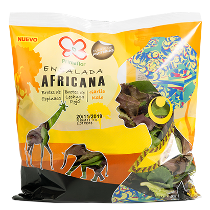 Ensalada Africana Primaflor imagen