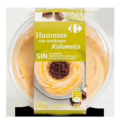 Hummus Kalamata Carrefour