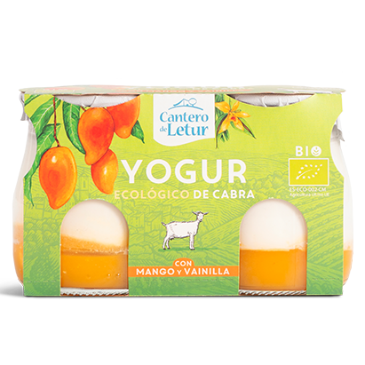 Yogur ecológico Cantero de Letur