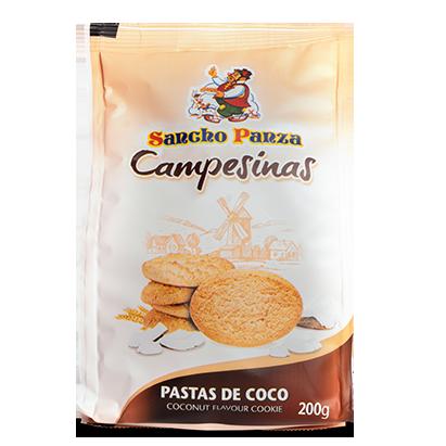 Pastas de Coco Campesinas Galletas Angulo