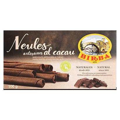 Neulas al Cacao Birba