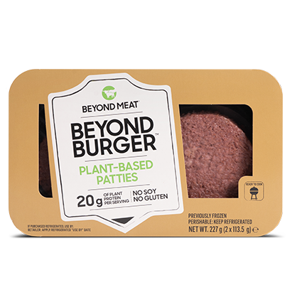 Beyond burger imagen