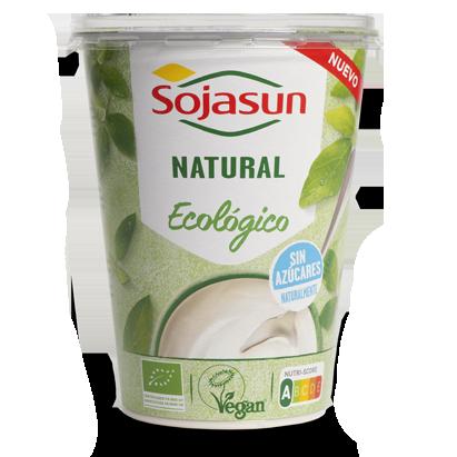 Postre Ecológico Natural Sojasun