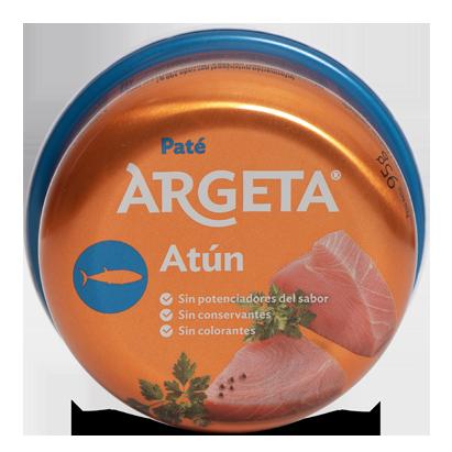 Paté Atún Argeta