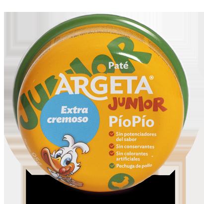 Paté Junior Pío Pío Argeta
