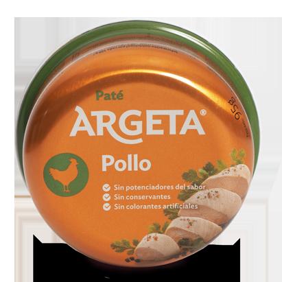 Paté Pollo Argeta