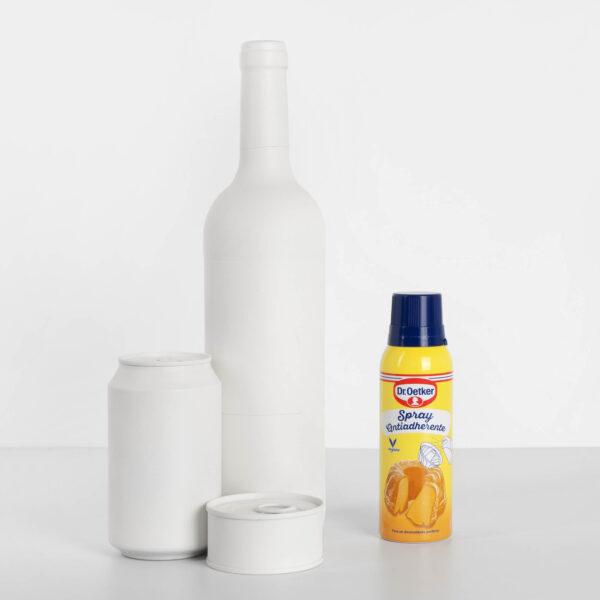 Spray Antiadherente Dr Oetker