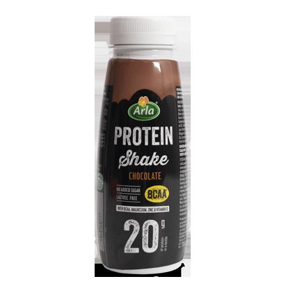 Batido chocolate proteínas Arla