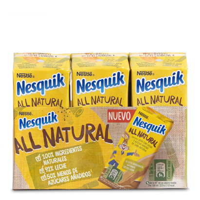 Nesquik All Natural Chocolate