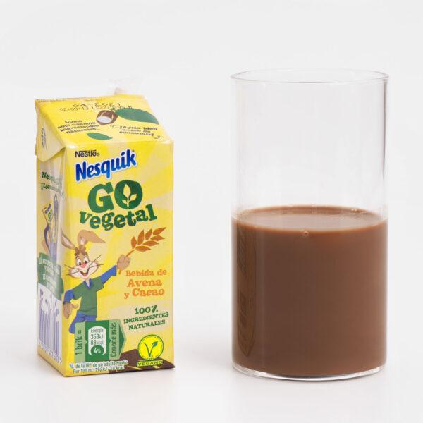 Batido Nesquik Go Vegetal
