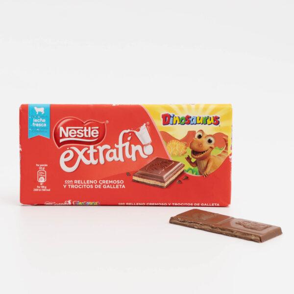 Tableta Nestlé Extrafino Dinosaurus