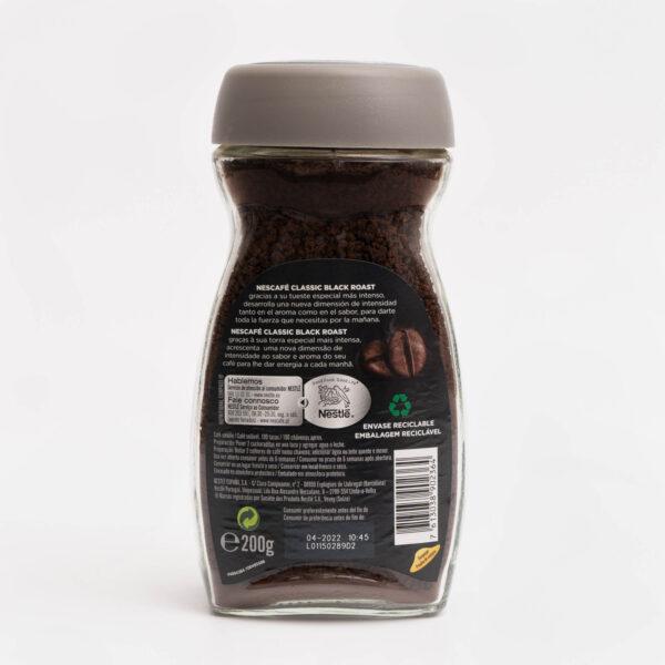 Nescafé Classic Black Roast