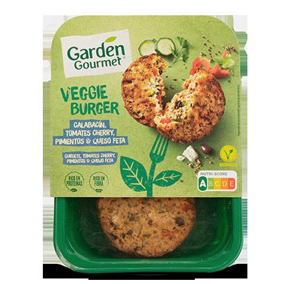 VeggieBurger principal