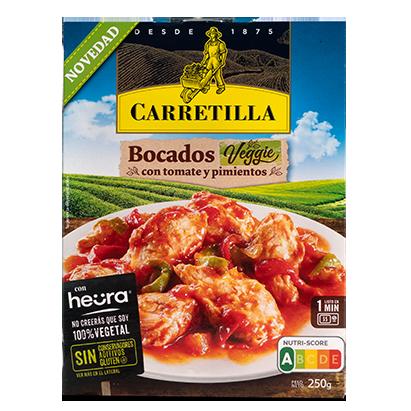 Bocados Veggie Carretilla Heura
