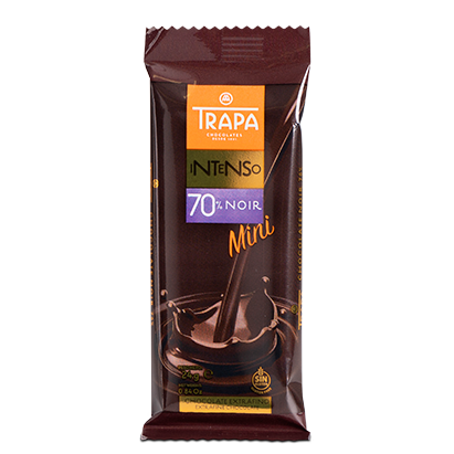 Trapa Mini 70% cacao