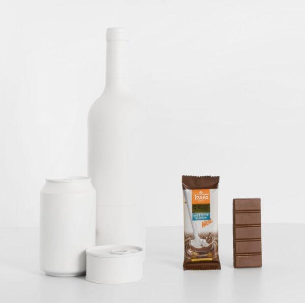 Tamaño Trapa mini con leche 0% azúcares
