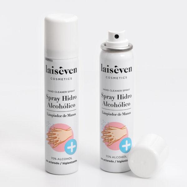 Spray hidroalcohólico Laiseven