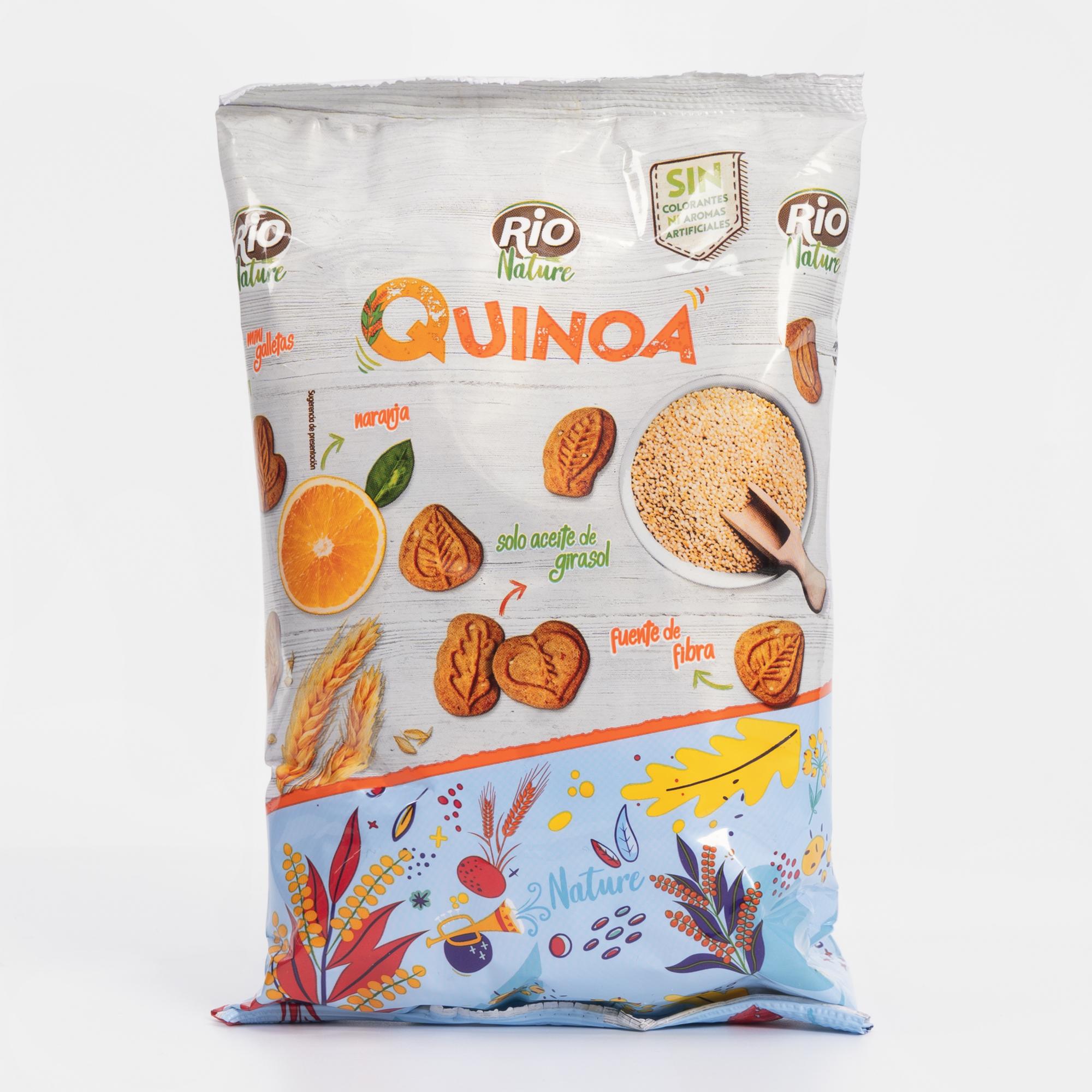 Rio Nature Quinoa frontal
