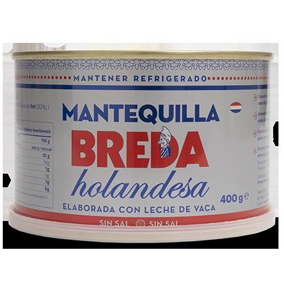 Mantequilla Sin Sal Breda