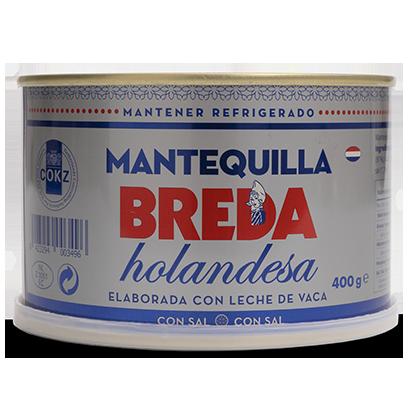 Mantequilla Con Sal Breda