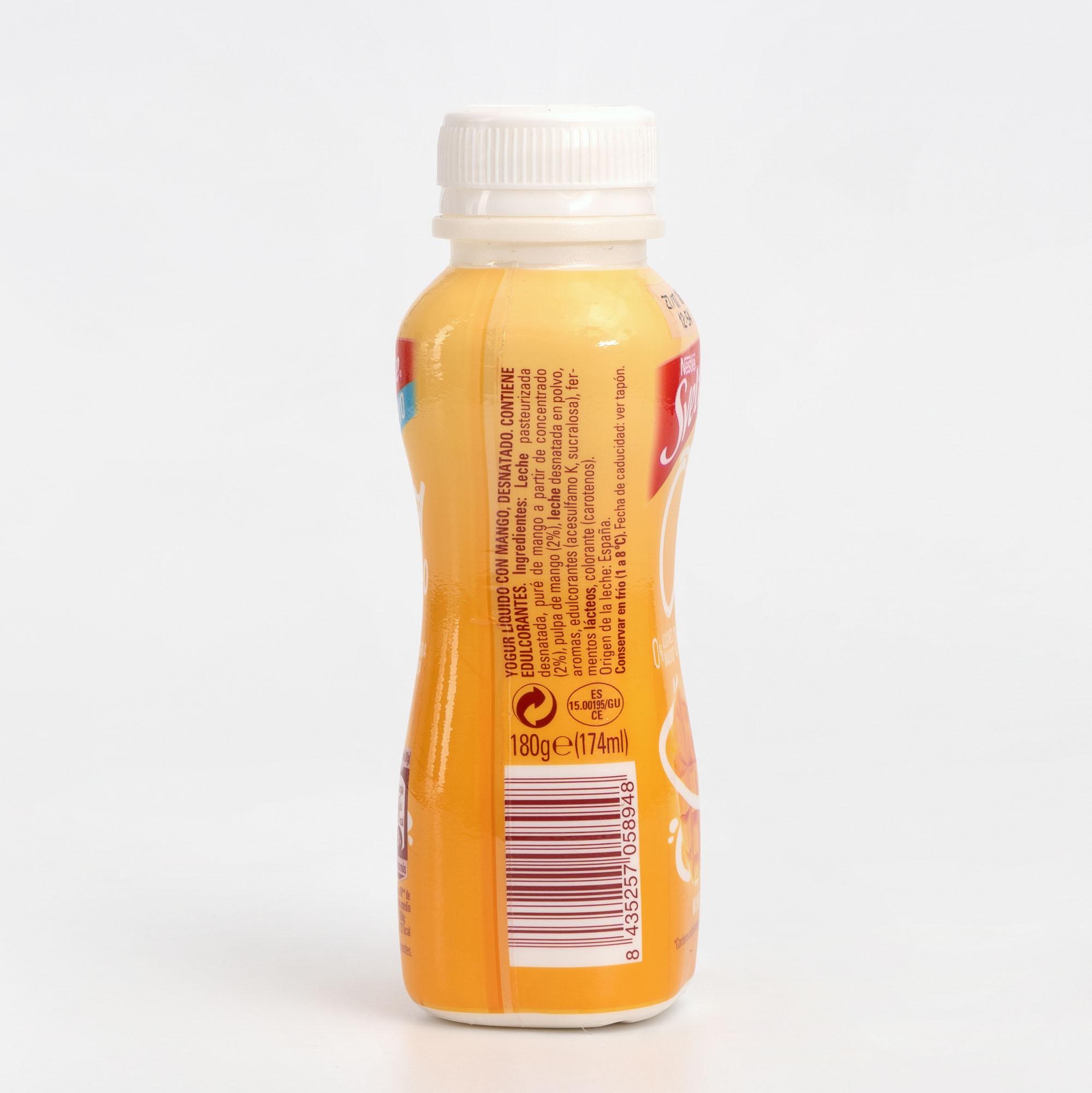Ingredientes Sveltesse Mango
