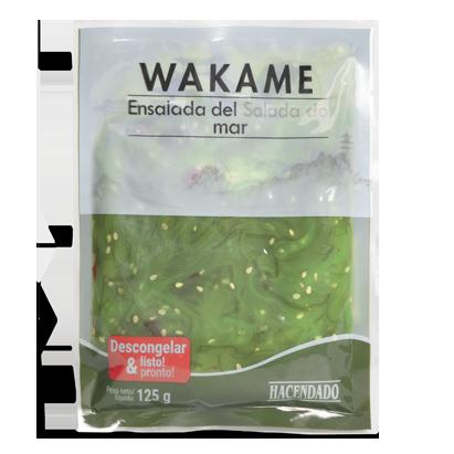 Wakame Mercadona