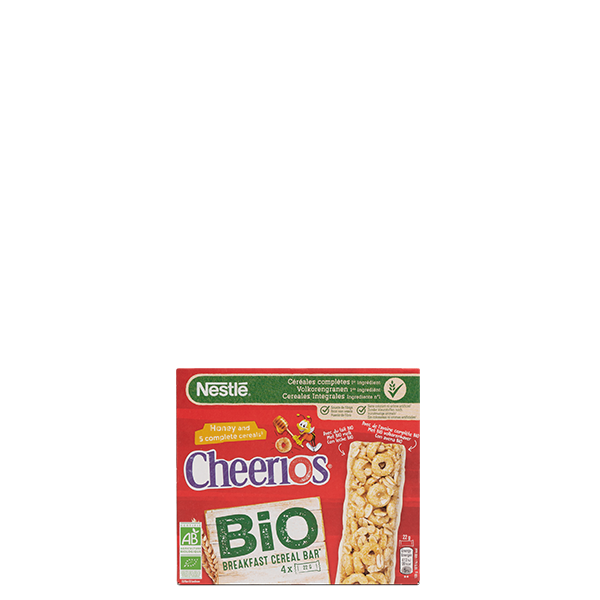 Barritas Cheerios BIO