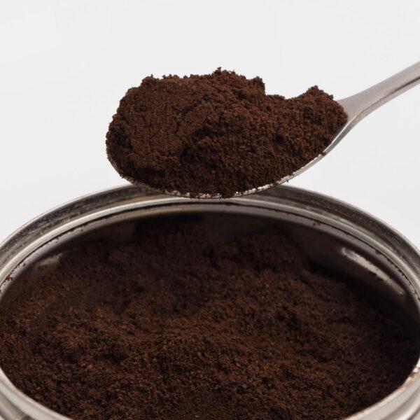 café molido tueste intenso Illy