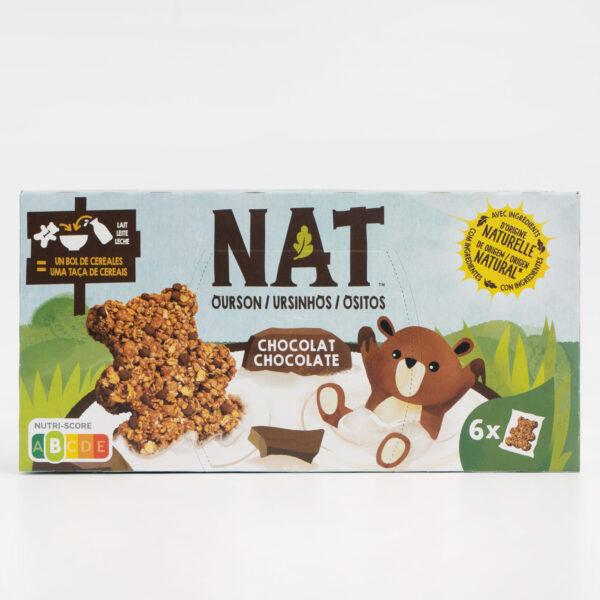 ositos cereales NAT