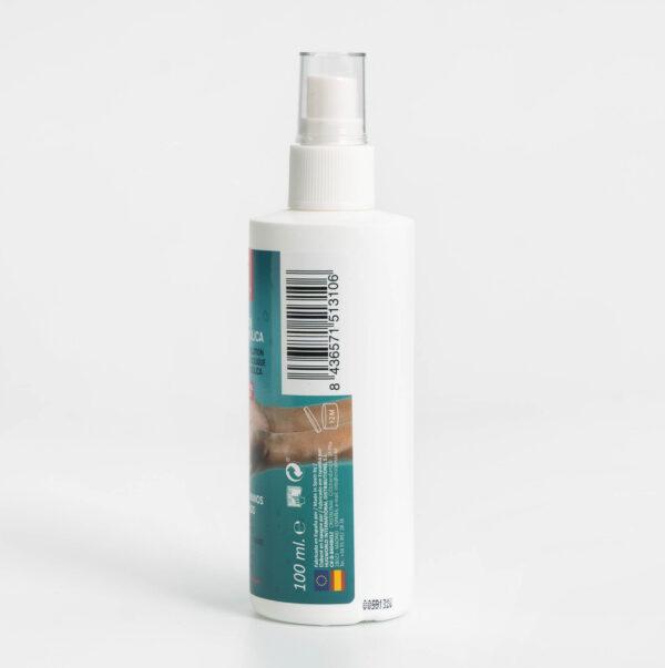 Spray Manos Cristalinas