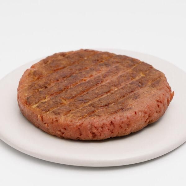 elpozo king revolution burger cocinada
