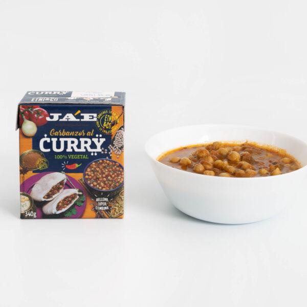 Garbanzos al Curry JAE