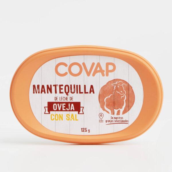 mantequilla oveja Covap