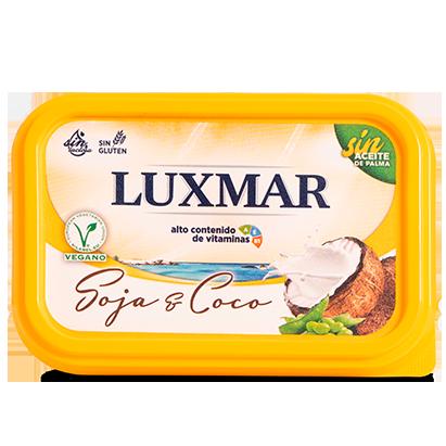 Margarina Soja Coco Luxmar