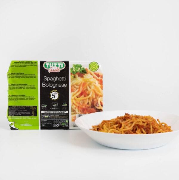 Spaghetti Bolognese Tutti Pasta