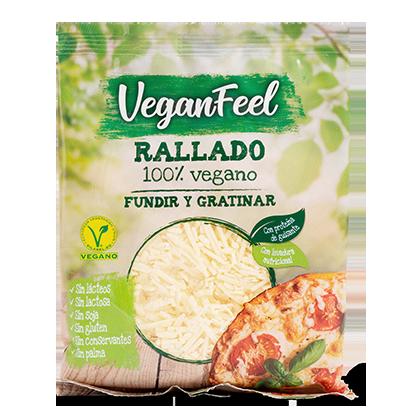 Queso Vegano Rallado VeganFeel